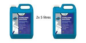 Bond It STABILISING SOLUTION Primer Paint Concrete Masonry Surface 2 x 5 Litres
