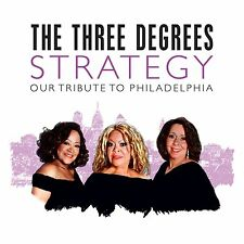 Three Degrees - Strategy: Our Tribute to Philadelphia  New cd 2016