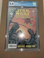 Star Wars: The Clone Wars #12 (CGC 9.4) Dark Horse - Low Print Run - Disney+