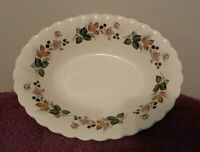"Hedgerow by MYOTT STAFFORDSHIRE ""Olde Chelsea""     OVAL SERVING DISH 10''"