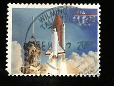 U.S. USED #2544A $10.75 EXPRESS SPACE SHUTTLE ENDEAVOR