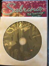 Sabrina the Teenage Witch - Season 7, Disc 2 REPLACEMENT DISC (not full season)