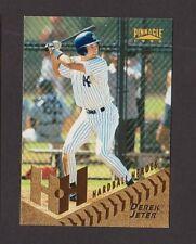 1996 Pinnacle Hardball Heroes #279 DEREK JETER Yankees NRMT