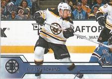 Boston Bruins - 2016-17 Series 1 - Complete Base Set Team (7)