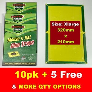 SPECIAL OFFERS Mouse Traps Rat Mice Mouse Trap Board Snare Catcher Board Pad