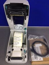 Zebra TLP2824 Thermal Transfer Label Printer - 2824-11100-0001 USB Serial & Psu