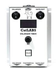 CatLabs Universal Digital Darkroom Timer (for any enlarger and safelight)