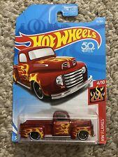 Hot Wheels HW Flames '49 Ford F1 4/10