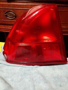 2001-2002 Honda Civic Sedan Left Driver Tail light