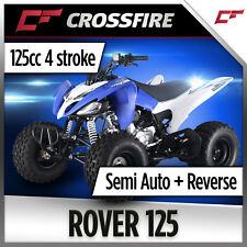 Crossfire Rover 125cc Sports Quad Bike  ATV