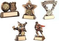 Football/Soccer Trophy - Man Of The Match Resin Trophies (6 Different Options)