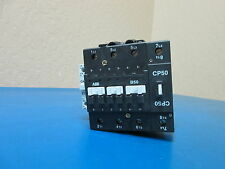 ABB B50C4P-F Contactor w 2x CAL7-11 and CP50