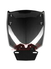 Can-Am Mud Splash Guard Flap Hugger Fender W/ License Holder 100% Carbon Fiber