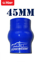 """4PLY Silicone Hose Hump Coupler Joiner 45mm 1-3/4"""" 1.75"""""""
