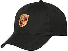 Original Driver's Selection Porsche Wappen Logo Baseball-Cap Mütze Kappe Basecap