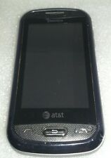 Pantech Laser P9050 Blue AT&T Good Condition Bad Front Keypad Read Below