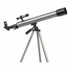 Tripod adjustable  Refractable with  Lense   50x and 100x Telescope  Gift set.