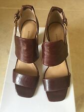 NEW Leather shoes sandals RRP£85
