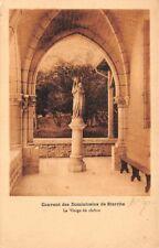 Couvent des dominicains de Biarritz - La vierge du cloitre