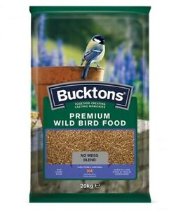 BUCKTONS  PREMIUM WILD BIRD FOOD MIX SEED 20 KG