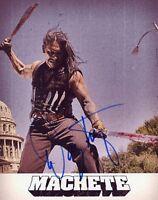 ~~ DANNY TREJO Authentic Hand-Signed MACHETE  8x10 Photo (PROOF) ~~