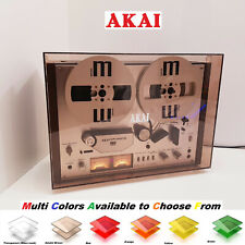 Akai Dust Cover For AKAI GX-4000D & GX-4000DB Tape Reel Recorder Penutup Debu