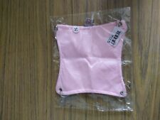 """New listing Hammock for Hamster Gerbil Mice Mouse Rat Rodents Hanging Bed 6""""X6"""" Pink"""