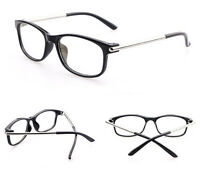 Fashion Designer Retro glasses Clear Lens Nerd Geek Eyeglass Eyeglass Spectacles