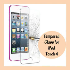 Tempered Glass Screen Protector Tough Film for Apple iPod Touch 4 4th Gen