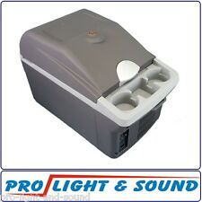 Portable Car Boat Camp Drink Cooler Fridge, Food Warmer Large 14L 12VDC