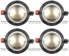 4pcs Replacement Diaphragm For Nexo NH75R/K RK, Nexo Alpha E NH82B-8, Nexo PS15