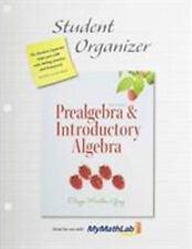 Student Organizer  for Prealgebra & Introductory Algebra by Martin-Gay, Elayn