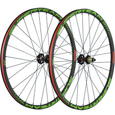 MTB Carbon Wheelset 29ER 27mm Wide Hookless Mountain Bike/Bicycle Carbon Wheels