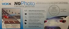 Voxx NP1 NoPhoto Camera Jammer - Speed and Red Light Camera Ticket Protection
