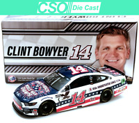 Clint Bowyer 2020 Barstool Sports Patriotic 1/24 Die Cast IN STOCK