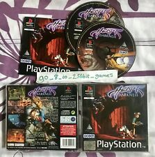 Heart Of Darkness (COMPLETE) Sony PlayStation 1, PS1 Black Label