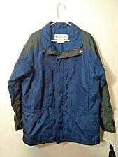 Columbia Sportswear  Men's Winter Jacket Coat L Blue Black EUC