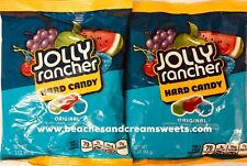 TWO BAGS Jolly Rancher Original Hard Candy American Sweets USA Imported 3 OZ bag