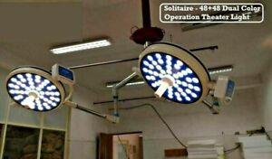 LED OT surgery Room Light Double satellite Surgical Light Examination LED Light