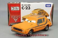 "Tomica Tomy Disney Pixar ""CARS 2"" Diecast C-23 Grem"