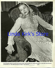 Joan Fontaine Photograph Loves The Ghost of Sea Captain NTA Film Network 8x10