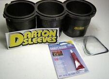 Darton MID Block Sleeves for Nissan Sentra SE-R Spec V Altima QR25DE