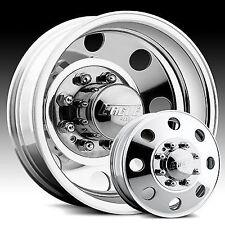"20"" 20x7.5 Rims Eagle #058 Wheels Tires 37x12.50x20 M/T FORD Dually F-250 F-350"