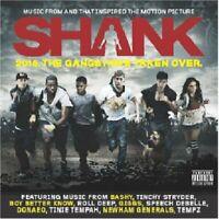 Various - Shank (CD) (2010)