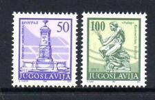YUGOSLAVIA MNH 1992 SG2773-2774 FOUNTAINS