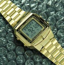 Casio Vintage Retro Databank Digital Watch DB-360G-9A Brand New