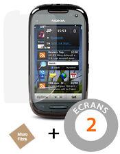 2 films protecteur écran pour Nokia C7