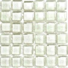 81 mini paillettes 10 mm Mousseux Cristal Flocon de neige