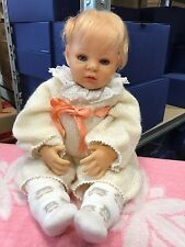 Barbara Prusseit Resin Doll 47 Cm. Top Condition
