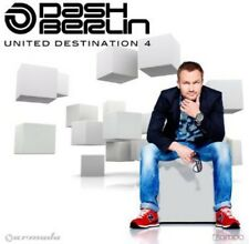 United Destination 4 - Dash Berlin (2013, CD NIEUW)2 DISC SET